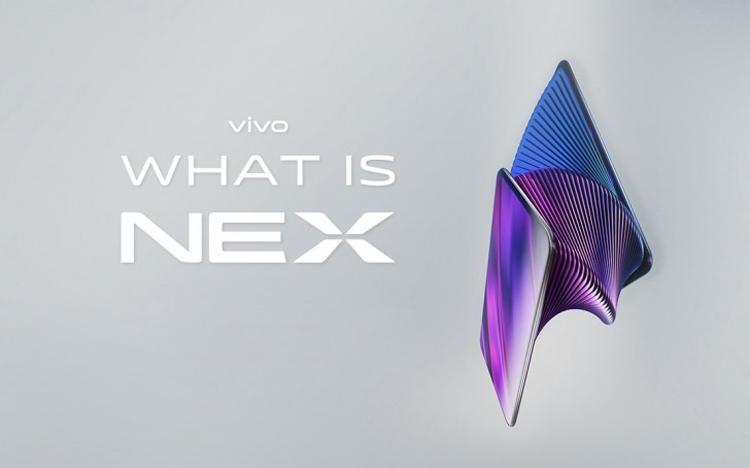 Vivo показала смартфон NEX 2 с двумя дисплеями