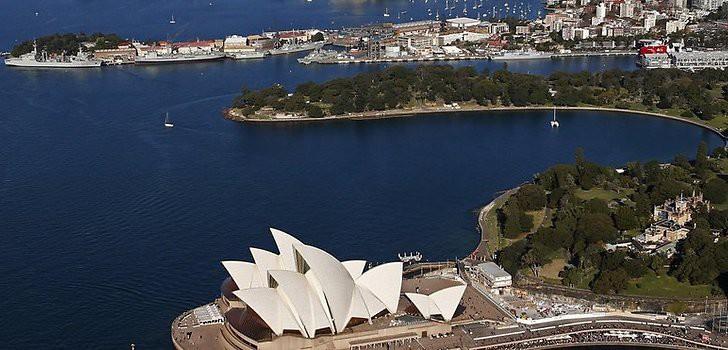 Сидней (Австралия) место, отдых, погода, топ, туризм
