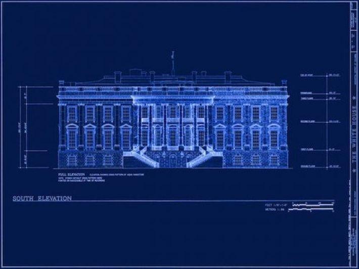 10 удивительных фактов о Белом доме