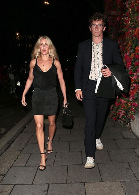 Все-таки вместе: Элли Голдинг сходила на свидание со своим мужем Каспаром Джоплингом Звезды,Звездные пары