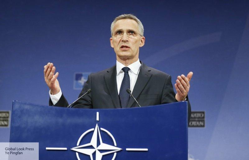 НАТО сожалеет о том, что рес…