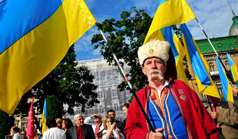 «Русские – рабы! То ли дело мы – свободные украинцы»