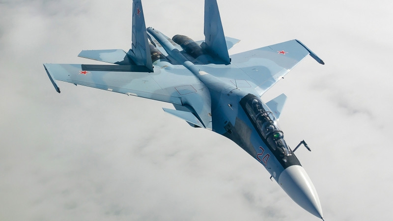 Россия поставит истребители Су-30СМ Казахстану и Белоруссии Армия