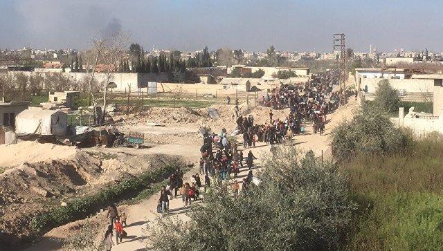 Новости Сирии. Сегодня 22 марта 2018