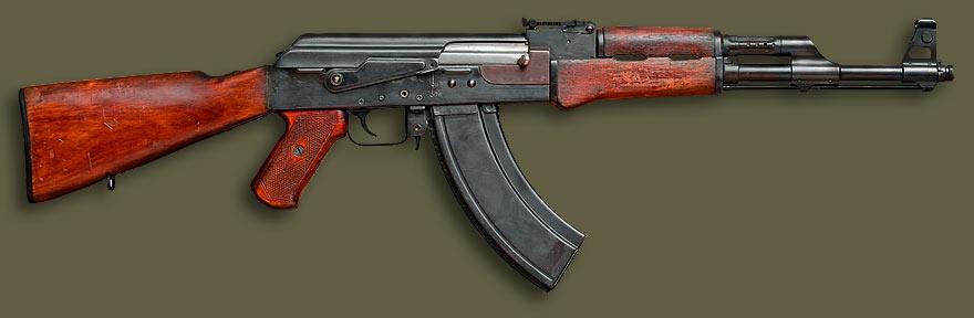АК-47. Иностранные варианты