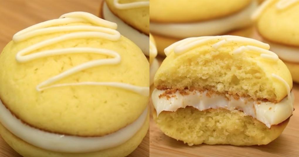 Невероятное лимонное пирожно…