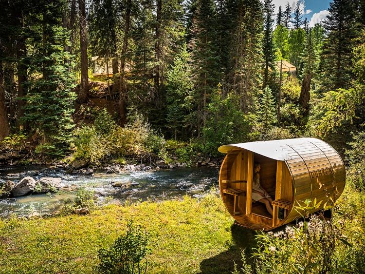 Travel-терапия: экскурсия по курорту в Колорадо, где Ким Кардашьян и Канье Уэст пытались спасти свой брак Звезды,Звездные пары