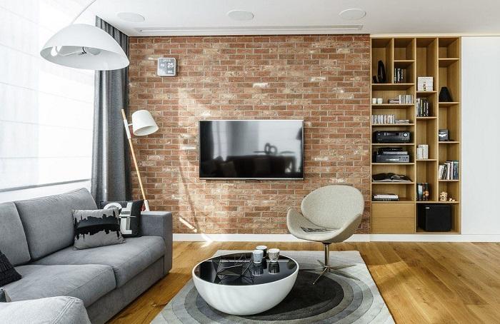 Пора на пенсию: Что поставить в гостиной вместо мебельной стенки идеи для дома,интерьер и дизайн