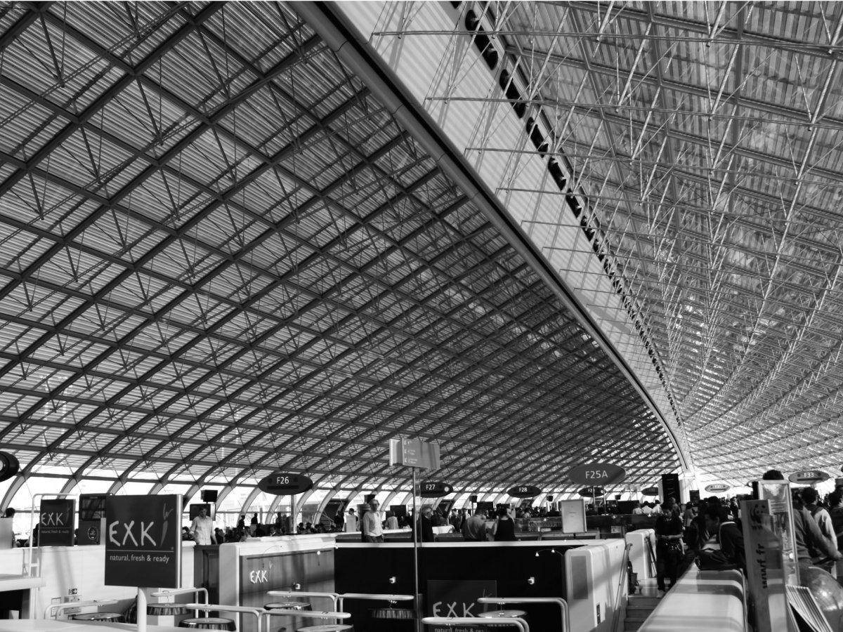 8. Париж Шарль-де-Голль. Пассажирооборот – 65 766 986 пассажиров.