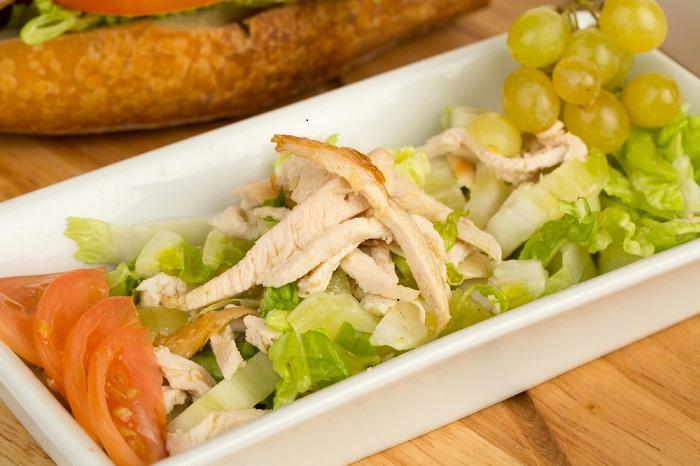 салаты без майонеза овощные