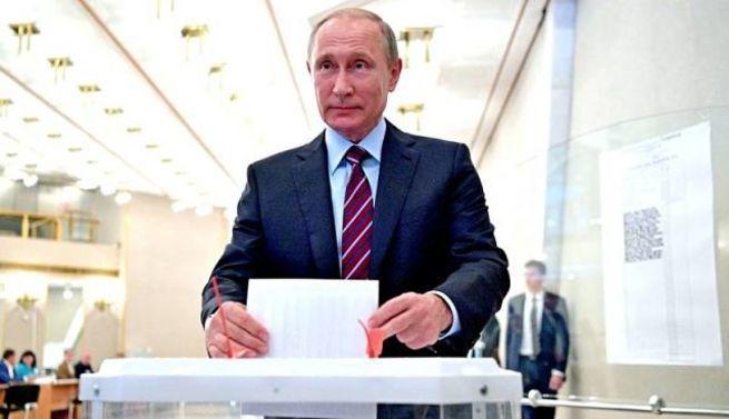 Ответный ход: на выборах президента РФ американцы под запретом