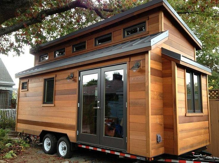 Функциональности и уюту этого крошечного дома позавидует даже владелец особняка!