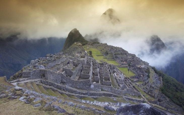 10 великих затерянных городов мира