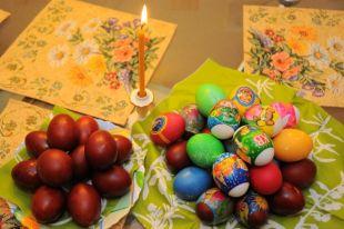 Чем опасно красить яйца?