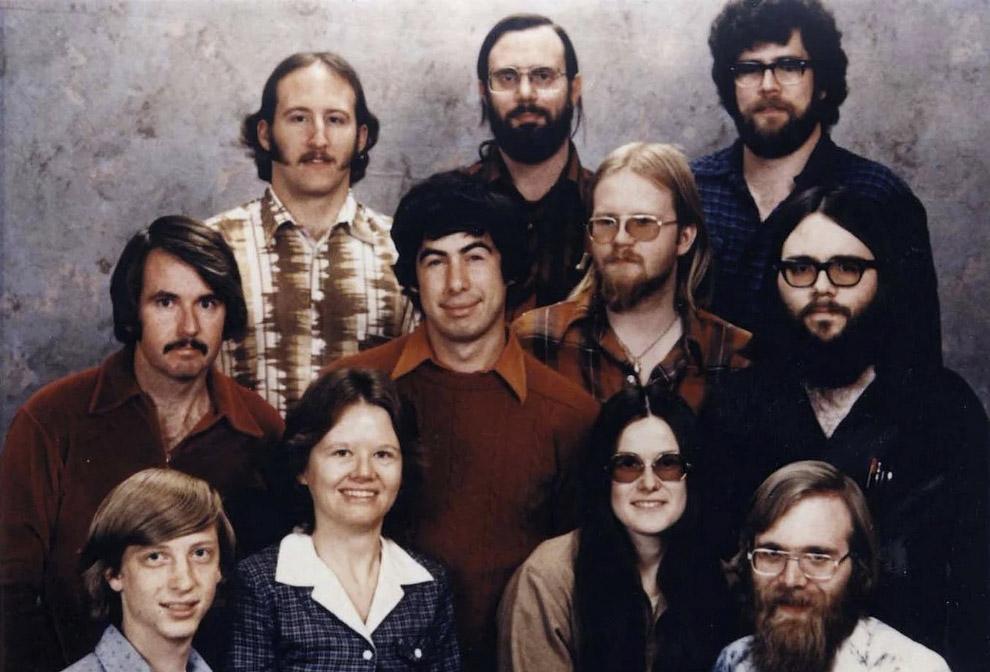 Мир 40 лет назад