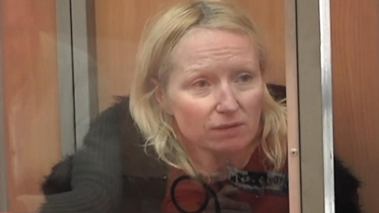 Кто сдал Марину Меньшикову?