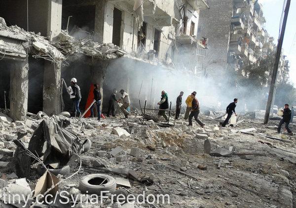 США сами завезли химическое оружие в Сирию: стало известно кто виновен в провокации