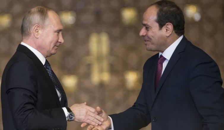 Америка теряет Египет