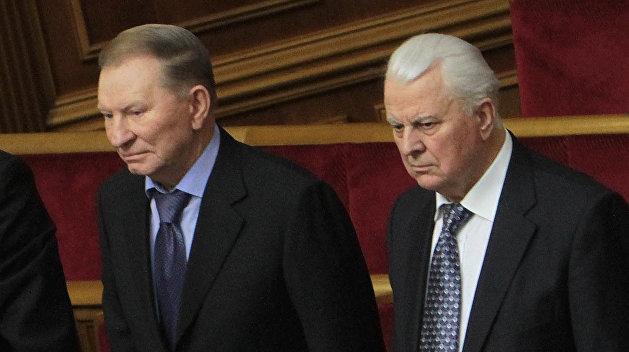 Не тот уровень: Кравчук призвал исключить Кучму из минских переговоров