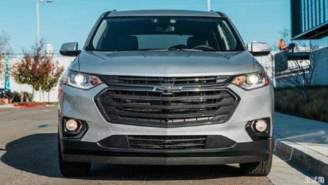 Весной в Россию приедет серийный Chevrolet Traverse