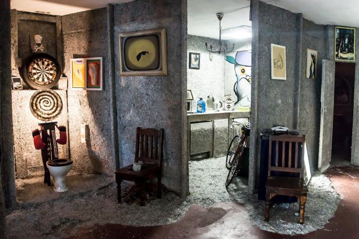 Так денежный дом выглядит изнутри. /Фото: realty.ria.ru