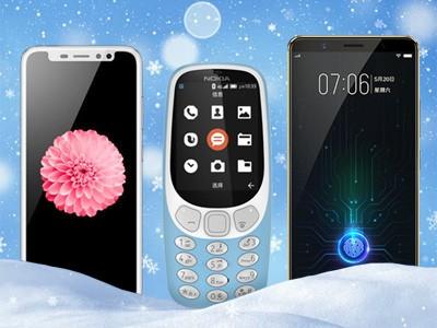 Nokia 3310 на Android, смарт…
