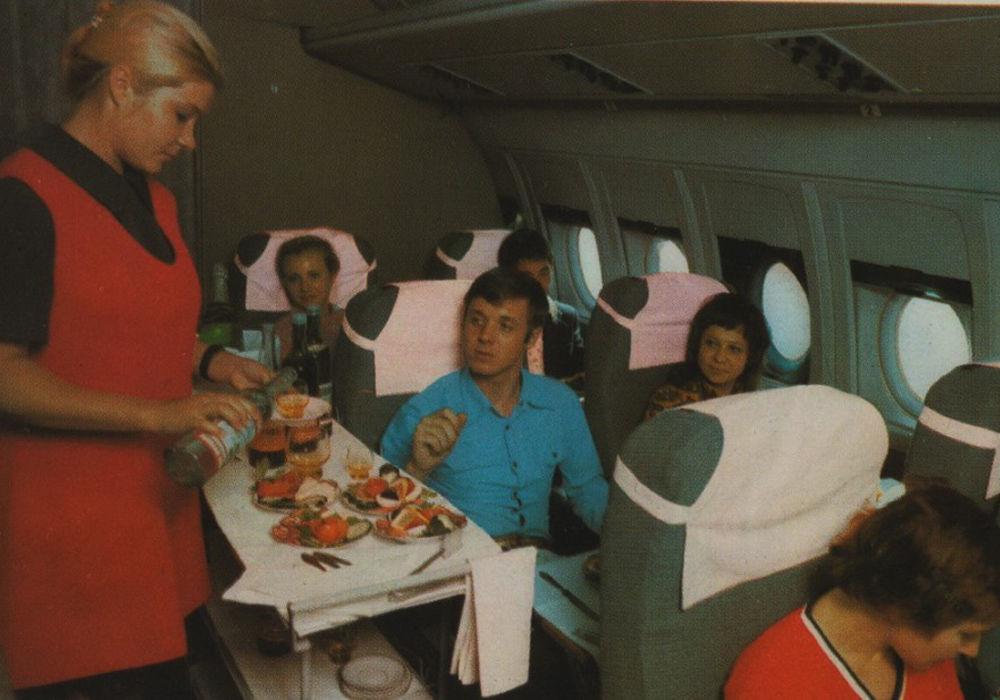 Путешествия в СССР: самолеты