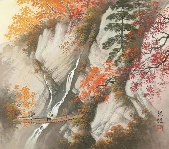 художник Коукеи Кодзима (Koukei Kojima) картины – 25