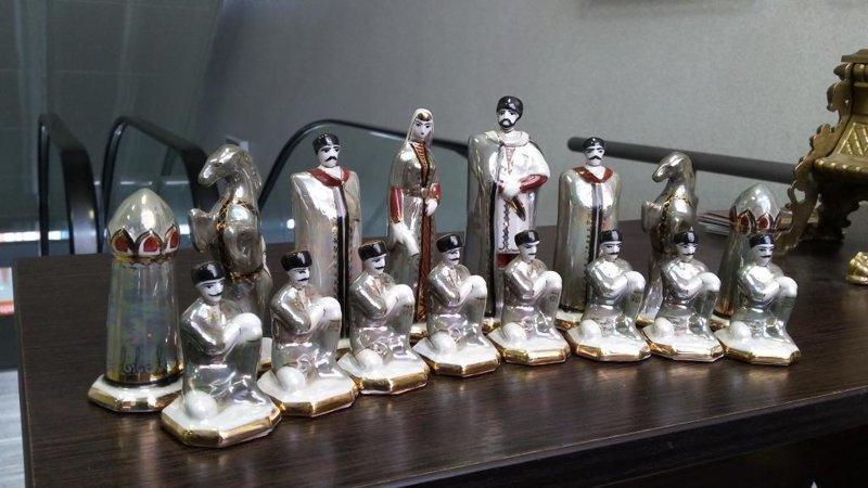 Горцы искусство, красота, мастерство, невероятное, талант, шахматы
