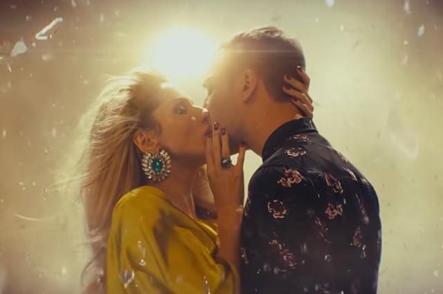 Страстные поцелуи и разбитые сердца: Светлана Лобода преставила клип на песню Instadrama