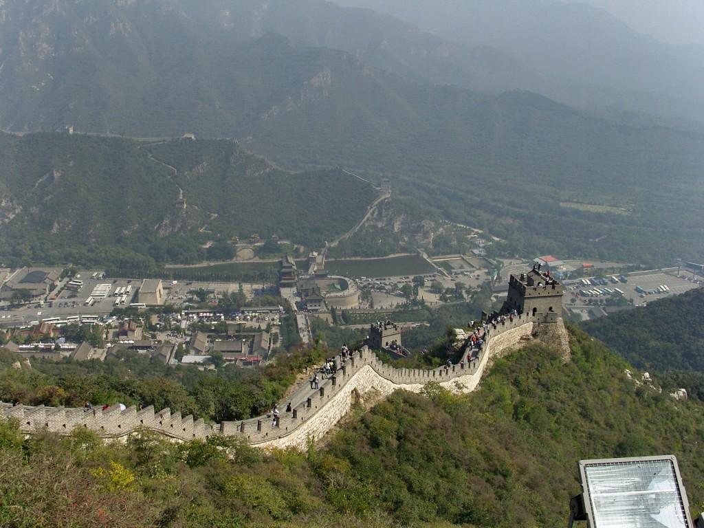 Ну что же за Китай без Китайской стены