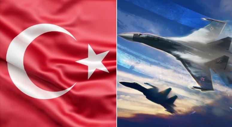 Сатановский рассказал, как поставка российских Су-35 изменит будущее Турции в НАТО