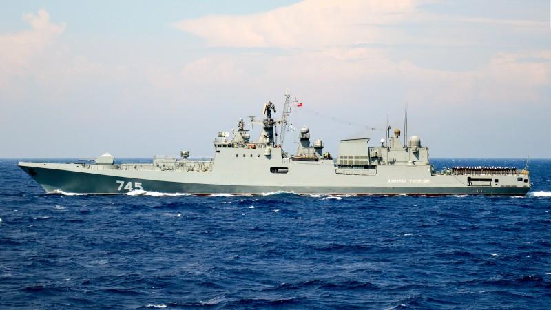 Индия купит 4 фрегата