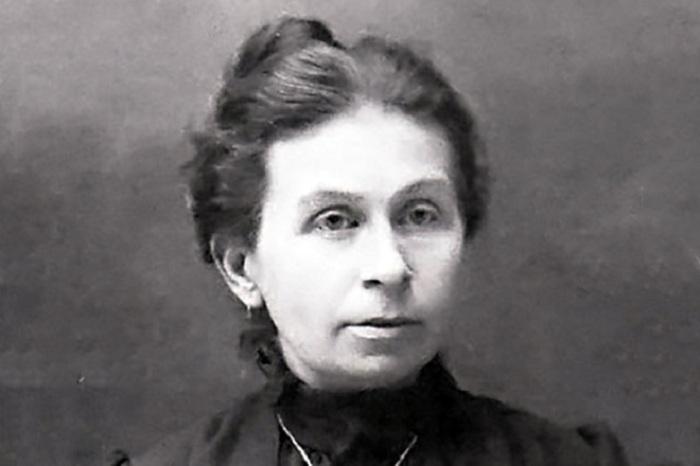 Мать Казимира Малевича - Людвига Александровна.