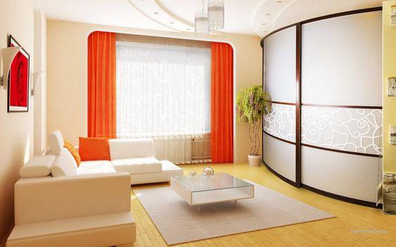 радиусные раздвижные двери для гардеробной, фото 23