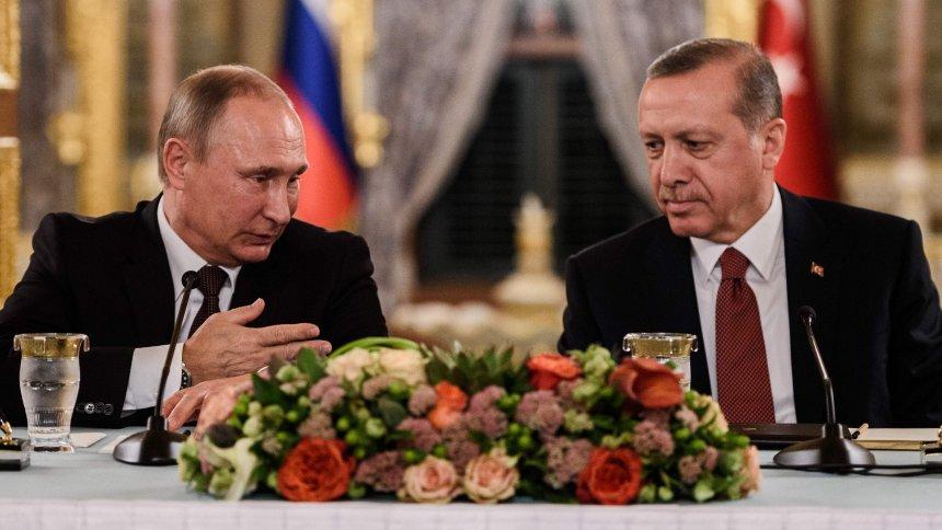 Путин и Эрдоган: когда за лю…