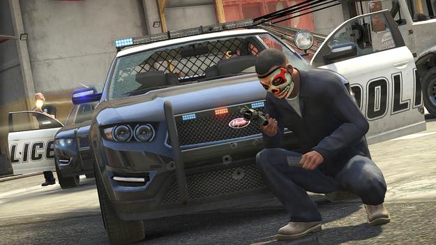 В GTA 5 массово вернулись игроки ради неофициального режима Action