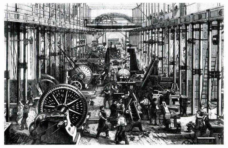 Уроки индустриализации