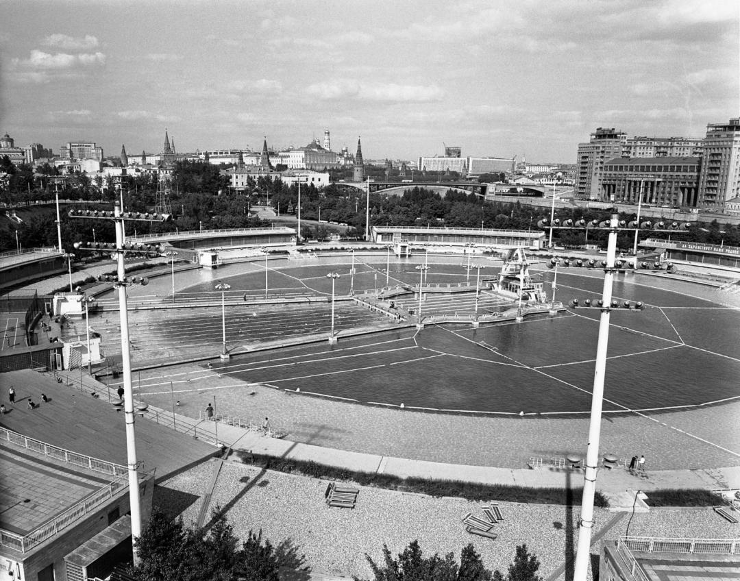 Москва 1960-х на фотографиях Марка Степановича Редькина рассказы