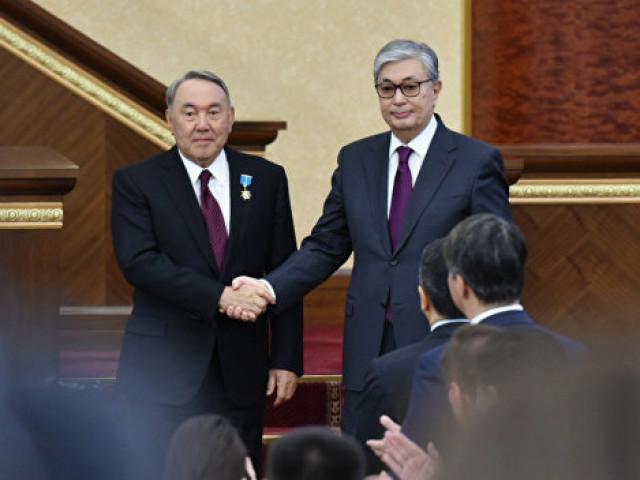 Нурсултан Назарбаев: уйти, чтобы остаться