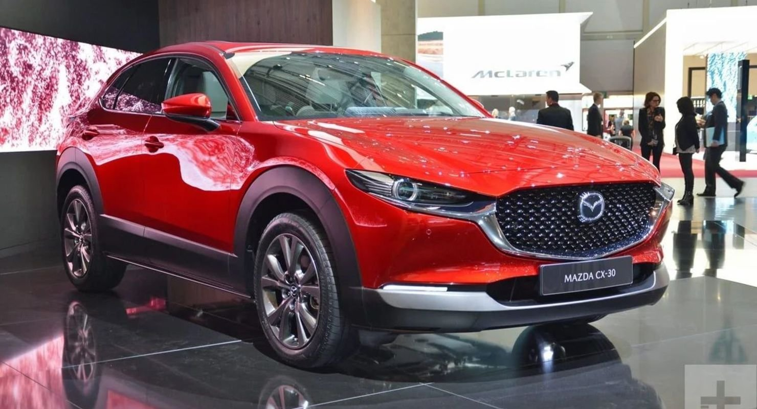 Почему Mazda CX-30 покидает рынок России Автомобили