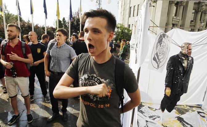 Украинская братва заставляет Чехию жить по понятиям 90-х