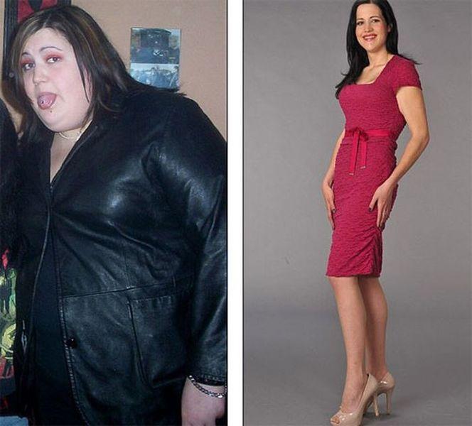Видео девушки которая похудела