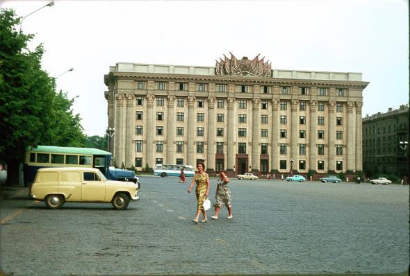 Мое детство в Советском Харькове