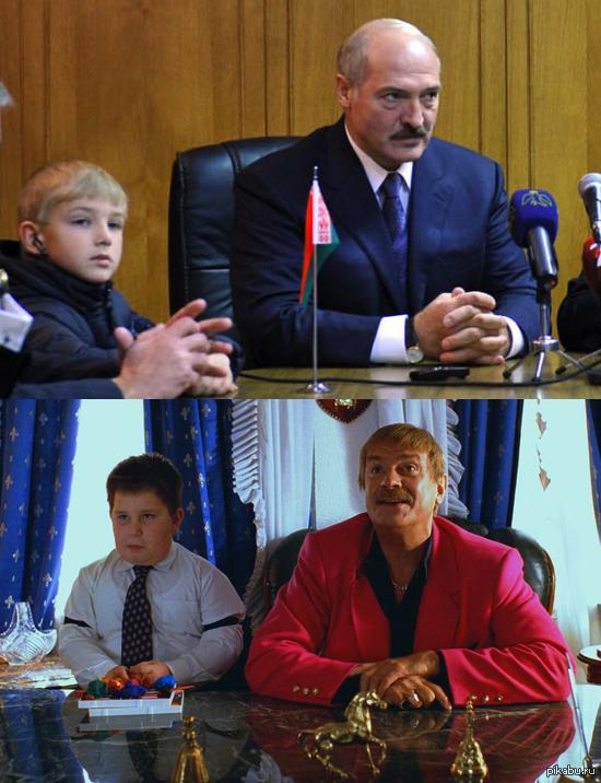 К вопросу  о Белоруссии: Как…