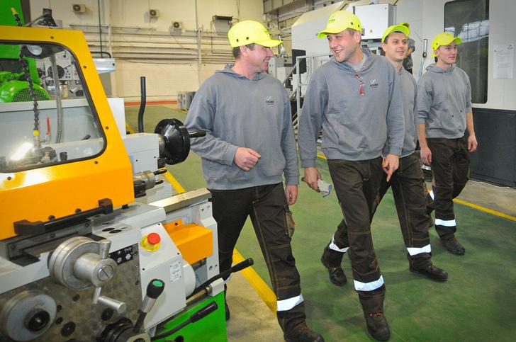 Производство шлифовальных станков открыто в Липецке