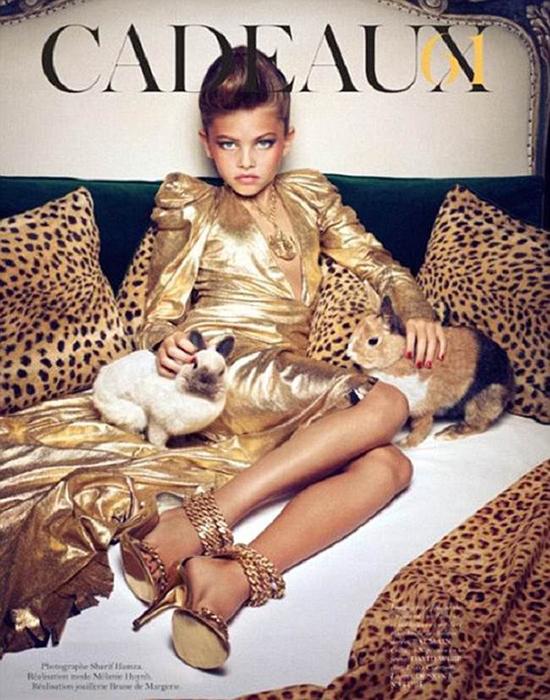 Что случилось с самой красивой девочкой мира моды после знаменитого скандала с Vogue
