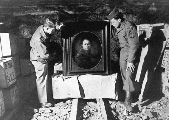 Тайна исчезновения «Золотого поезда» Третьего рейха в 1945 году жизнь,история,курьезы,тайны,факты