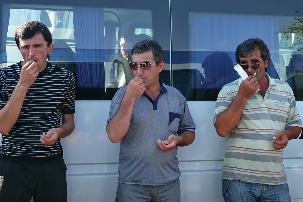 Абхазы совсем берега потеряли