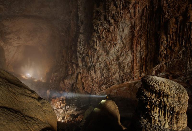 Пещера Шондонг во Вьетнаме – самая большая пещера в мире красивые места, красота, невероятные места, фото